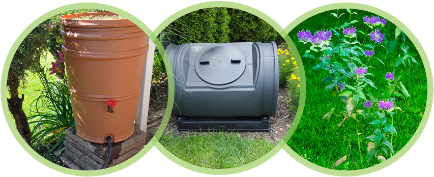 Greenspot Rain Barrel Project Conservation